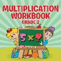 Multiplication Workbook Grade 2
