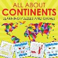 All About Continents: Learning Puzzles and Games