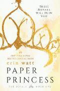 Paper Princess 01 Royals