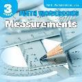 3rd Grade Math Workbooks: Measurements Math Worksheets Edition