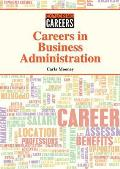 Careers in Business Administration