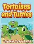 Tortoises and Turtles ( Kids Colouring Books 11)