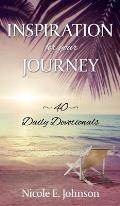 Inspiration for your Journey: 40 Daily Devotionals