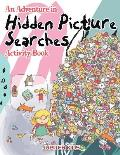 An Adventure in Hidden Picture Searches Activity Book