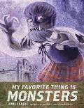 My Favorite Thing Is Monsters Volume 02