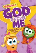 God Knows Me: 365 Daily Devos for Girls