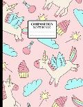 Composition Notebook: Cute Unicorn Wide Ruled Paper Notebook Journal (8.5x 11) Workbook for Teens, Kids, Students, for Home School, Colleg
