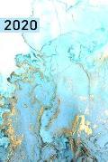 2020: Schulplaner 2020 / mit Datum und Wochentagen / plus Register f?r Adressen auf den hinteren Seiten / Gr??e ca A5