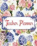 Teacher Planner: Teacher Appreciation Notebook Journal Makes a Great Motivational and Inspirational Notebook Gift for The Teacher or Ho