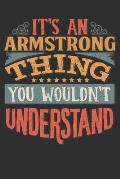 It's An Armstrong You Wouldn't Understand: Want To Create An Emotional Moment For The Armstrong Family? Show The Armstrong's You Care With This Person