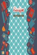 Cooking Recipes for Two: Notebook to Document & Build Up Your Personal Collection of Recipes - Gift for Women Who Need to Cook