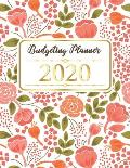 Budgeting Planner 2020: Financial Monthly & Weekly Budget Planner Expense Tracker Bill Organizer Journal Notebook Household Budgeting Planner