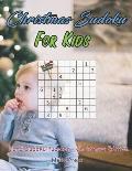 Christmas Sudoku For Kids: Hard Sudoku Puzzles - Christmas Edition