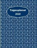 Tagesplaner 2020: Tageskalender und Planner f?r 2020 I Deutschland I Ein Tag Pro Seite I Feiertage I Kalenderwoche I Mit diesem ?bersich