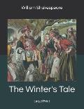 The Winter's Tale: Large Print