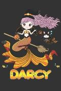 Darcy: Darcy Halloween Beautiful Mermaid Witch Want To Create An Emotional Moment For Darcy?, Show Darcy You Care With This P