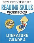 NEW JERSEY TEST PREP Reading Skills Workbook Literature Grade 4: Preparation for the NJSLA-ELA