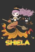 Shiela: Shiela Halloween Beautiful Mermaid Witch Want To Create An Emotional Moment For Shiela?, Show Shiela You Care With Thi