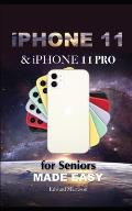 iPhone 11 & iPhone 11 Pro for Seniors
