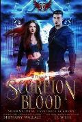 Scorpion Blood: Supernatural Taskforce Academy