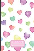 This Item Belongs To: School Subject Notebook, 6x9 120 page lined paperback notebook perfect for the girl who loves unicorns, kawaii, cute t