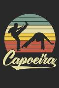 Capoeira: Notebook/Diary/Organizer/Dotted pages/ 6x9 inch