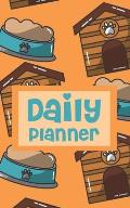 2020 Daily Planner: Daily Weekly Monthly Planner Yearly Agenda 5 x 8'' - 160 pages for Academic Agenda Schedule Organizer - Perfect for Pl