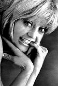 Goldie Hawn notebook - achieve your goals, perfect 120 lined pages #2