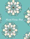 Mandala Coloring Book: Mandala Coloring Book. Mandala Coloring Books For Adults. 50 Story Paper Pages. 8.5 in x 11 in Cover.