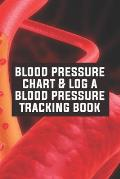 Blood Pressure Chart & Log A Blood Pressure Tracking Book: Blood Pressure Chart & Log A Blood Pressure Tracking Book, Blood Pressure Daily Log Book. 1