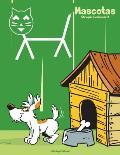 Mascotas libro para colorear 2