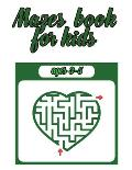 Mazes book for kids ages 3-5: An Cute Mazes Activity Book for Kids (Mazes Books for Kids)