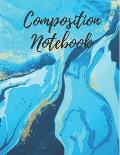 Composition Notebook: Art Journal Blank 100 Pages Size (8.5x11)