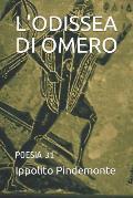 L'Odissea Di Omero: Poesia 31