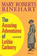 The Amazing Adventures of Letitia Carberry (Illustrated)