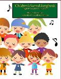 Children's Sacred Songbook: Original Songs for Young Voices