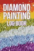 Diamond Painting Log Book