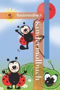 Kindermalbuch: Kindermalbuch