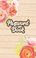 Password Book: Password Keeper With Alphabet Tabs V3