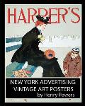 New York Advertising Vintage Art Posters: Illustrations from the 1890s To1907