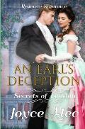 An Earl's Deception: Regency Romance