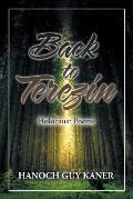 Back to Terezin: Holocaust Poems