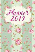 Planner 2019: 2019 Planner Journal