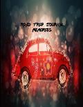 Road Trip Journal Memories