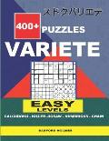 400 + puzzles VARIETE Easy levels Calcudoku - Killer Jigsaw - Numbricks - Chain.: Holmes presents to your attention a collection of proven sudoku.Exce