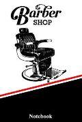 Barber Shop Notebook