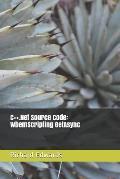 C++.Net Source Code: WbemScripting GetAsync
