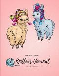 Knitting Designs: Knitter's Journal, Knitters Graph Paper Notebook, Knit Project Planner Book