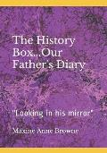 The History Box...Our Father's Diary: Looking in his mirror