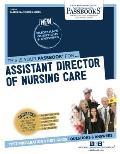 Assistant Director of Nursing Care